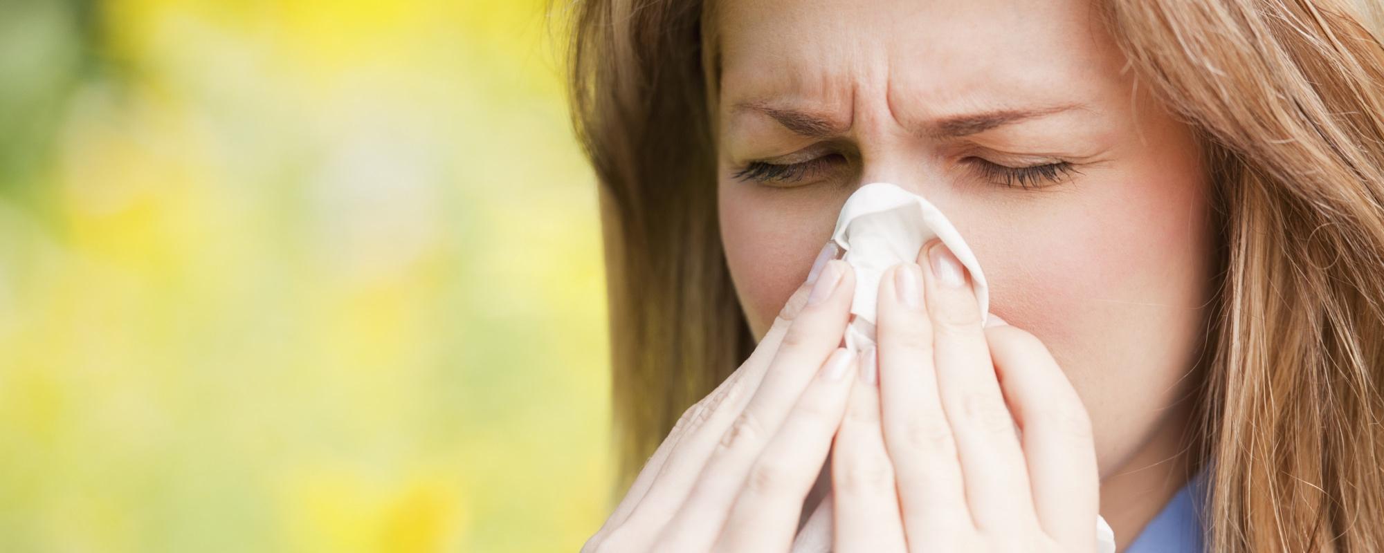 Biorezonans Therapy  ile <br><span>Alerjik Hastalıklar</span>